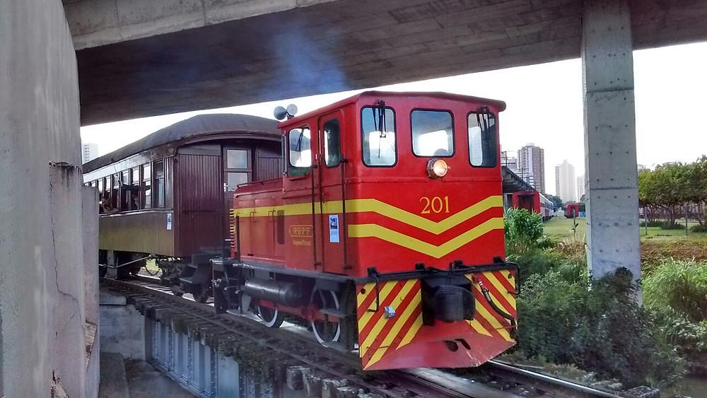No próximo dia 4 de Junho, Trem junino viaja pela história do Paraná