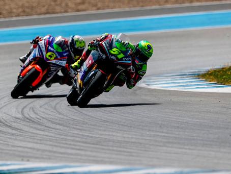 Moto-E: Granado faz melhor tempo no final do dia em Jerez