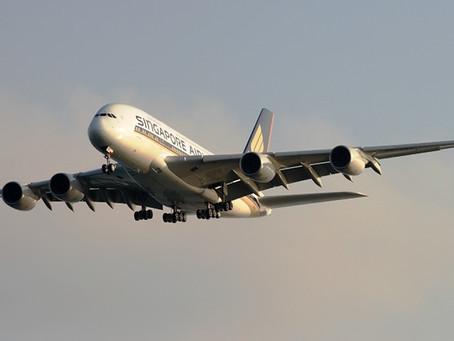 Singapore Airlines e Lufthansa fazem parceria para ampliação de rotas entre Europa e Ásia