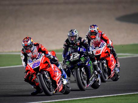 MotoGP: Após nove meses, Marquez retorna na montanha russa portuguesa do Algarve