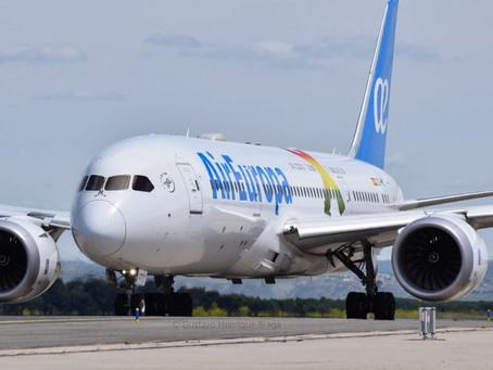 Aviação: Iberia compra a Air Europa por 500 milhões de euros