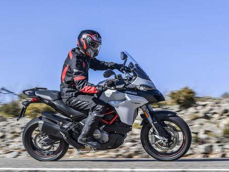 Ducati Multistrada 950S tem desconto de 5 mil em fevereiro