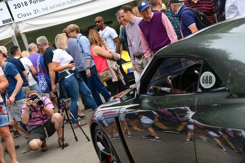 Nissan GT-R50 Italdesign estreia no Festival de Velocidade de Goodwood