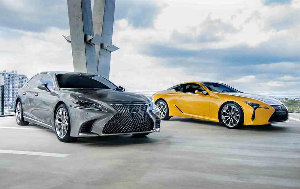 Lexus atinge 10 milhões de veículos vendidos no mundo e sua melhor performance em um ano