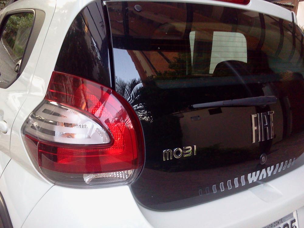 DESTAQUE NA GARAGEM: Versão Way do Fiat Mobi ajuda a consolidar a imagem do modelo