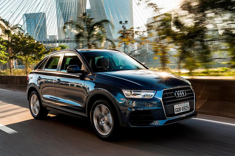 Audi do Brasil emplaca quase sete mil unidades no acumulado do ano