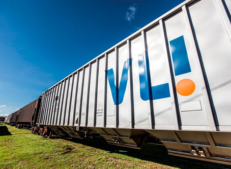 Ferrovia: VLI amplia volume de embarques de manganês no Terminal Portuário São Luís
