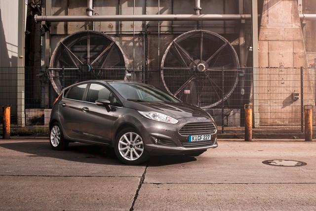 No exigente mercado Europeu, Ford New Fiesta é o compacto mais vendido desde 2012, segundo a Jato Dynamics