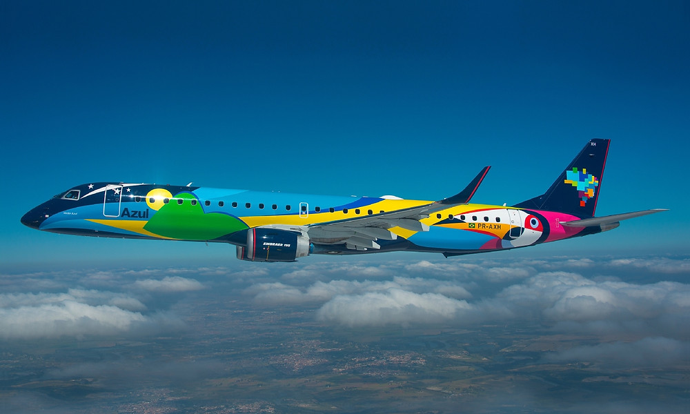 Azul Linhas Aéreas Brasileiras e United Airlines anunciam expansão de cooperação