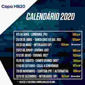 Copa HB20 amplia temporada ao lado dos caminhões e tem prova com Stock Car