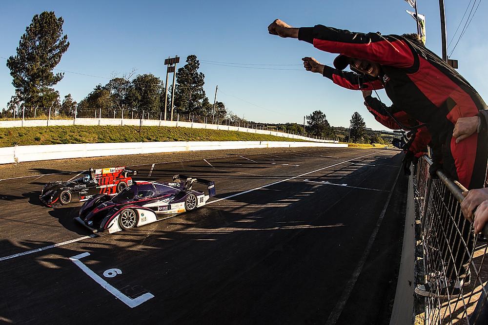 Protótipo da JLM Racing vence a terceira etapa da Endurance Brasil em Tarumã