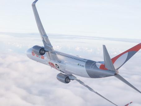 Aviação: ANAC aprovou o retorno das operações com aeronaves Boeing 737-8 MAX no Brasil