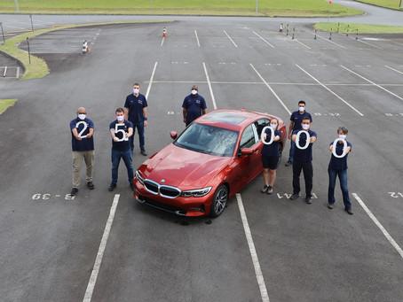 BMW fecha os primeiros meses do ano consolidada como líder do mercado premium nacional