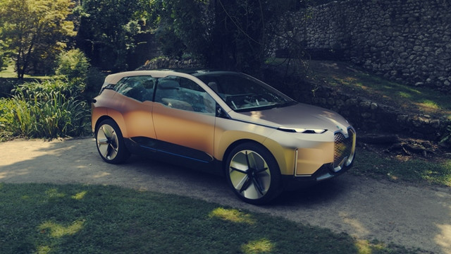 BMW Vision iNEXT, a visão da marca germânica sobre a mobilidade elétrica no futuro