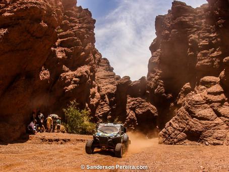 Polaris domina Dakar 2016 nos UTVs com dupla brasileira no pódio