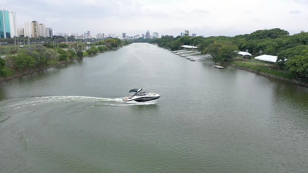 Náutica: Mais de 70 barcos de 12 a 50 pés estarão na Raia da USP