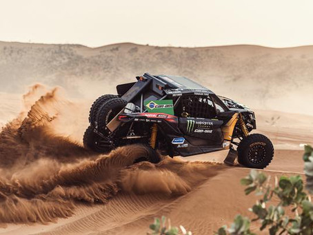 Dakar: UTVs tem brasileiros com os melhores tempos no prólogo