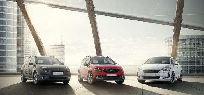 Grupo PSA supera um milhão de veículos vendidos na Europa