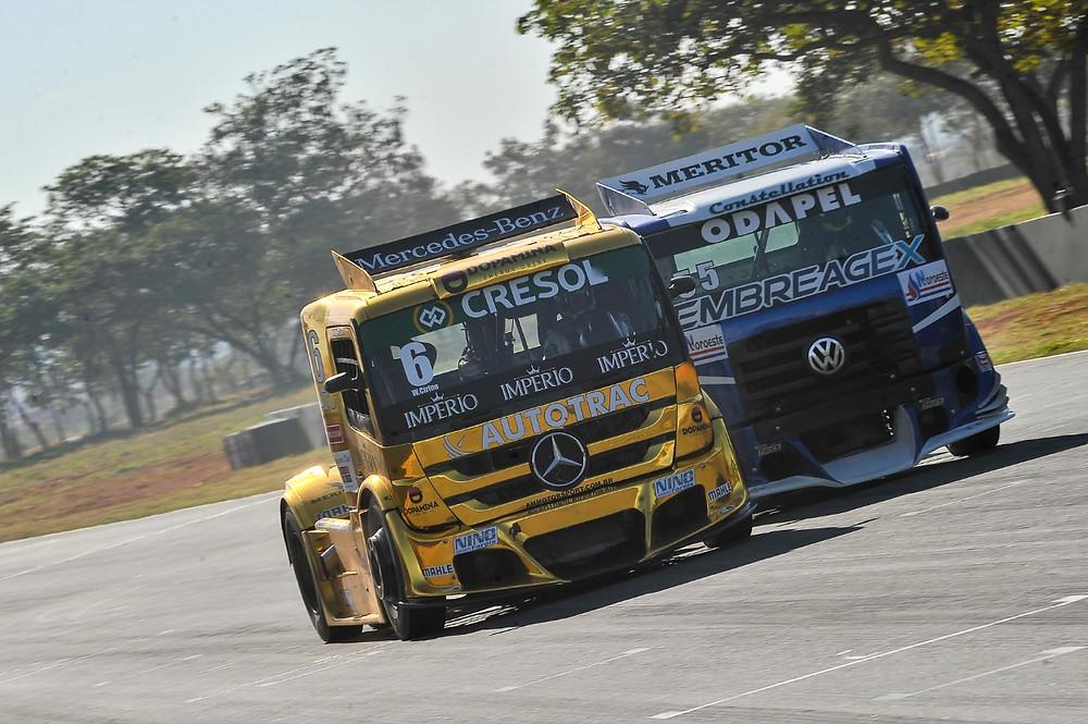Copa Truck: Em Minas Gerais, André Marques é o campeão da Segunda Copa