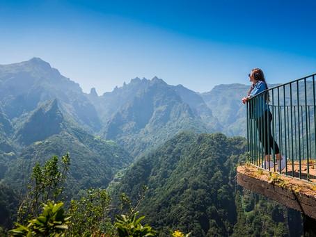 As levadas madeirenses: um passeio único no mundo