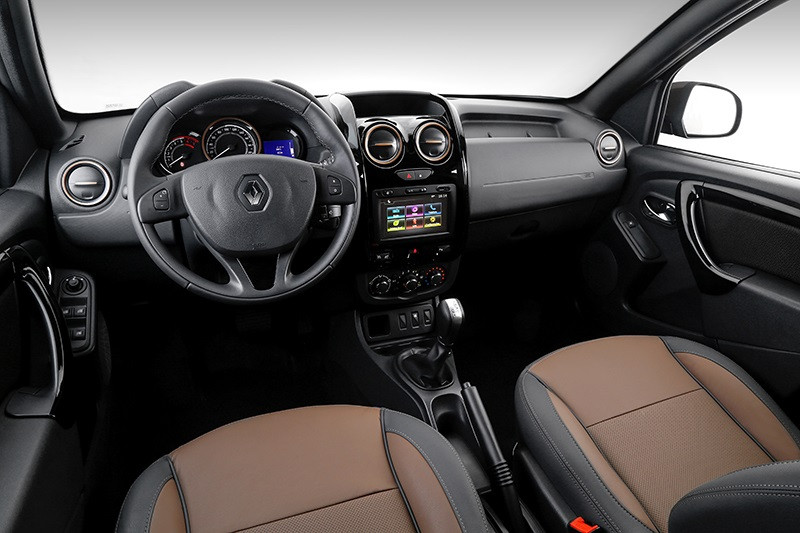 Renault Duster 1.6 Sce recebe novo câmbio CVT X-Tronic