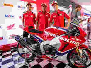 Honda Racing anuncia equipes para temporada 2018 e comemora 40 anos de competições