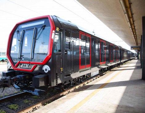 Hitachi Rail Italy vai entregar 15 trens adicionais para o metrô de Milão
