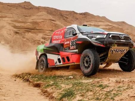 Dakar 2021: Concluída primeira perna da etapa Maratona leva o Dakar até Sakaka