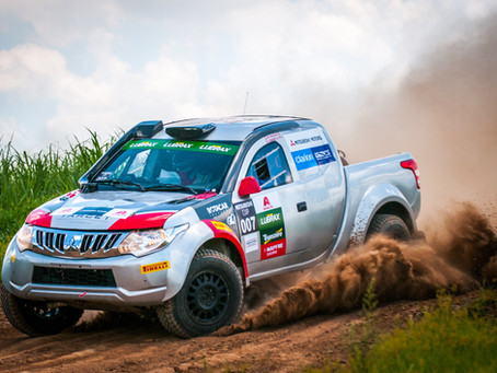 Primeira etapa da Mitsubishi Cup terá especiais e disputa de Rallycross