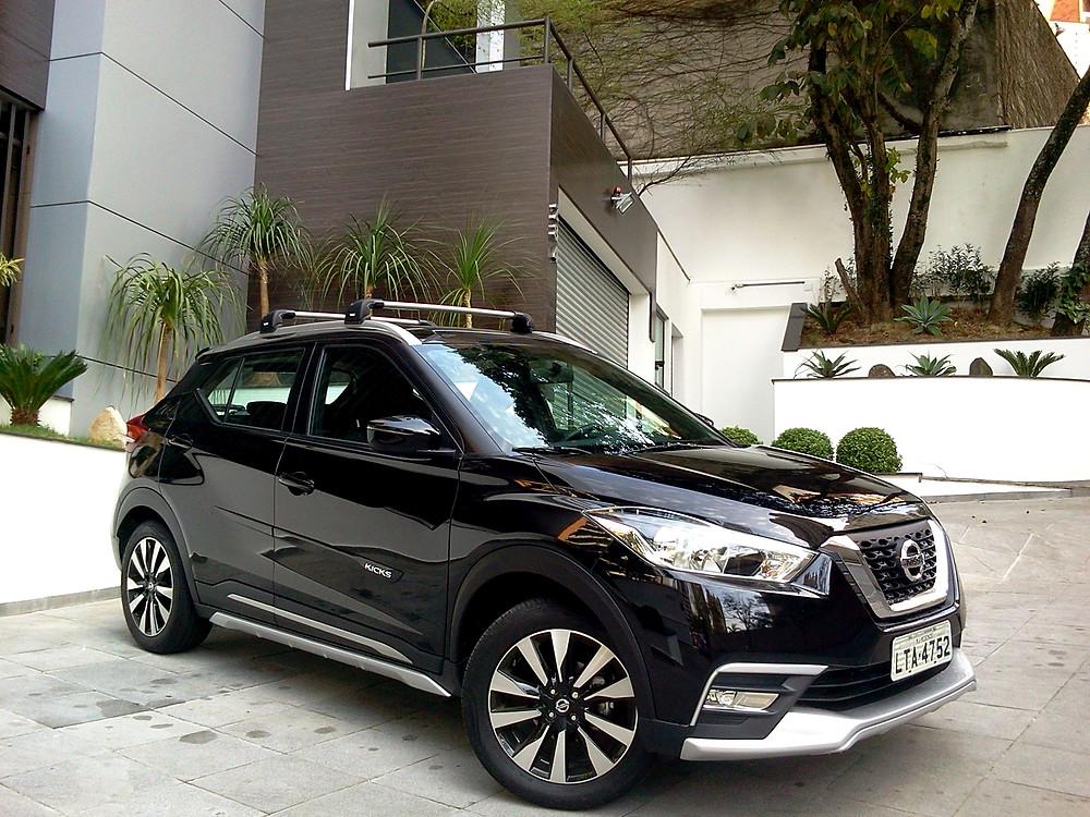 Nissan Kicks lidera mês de março nos SUVs. Kwid também consolida crescimento.
