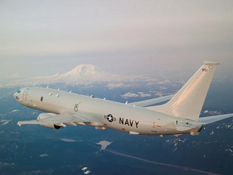 Aviação: Boeing recebe pedido para 11 aviões P-8A Poseidon