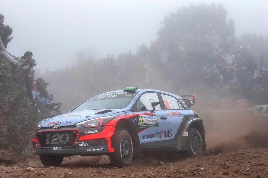 WRC - Rali da Argentina 2016