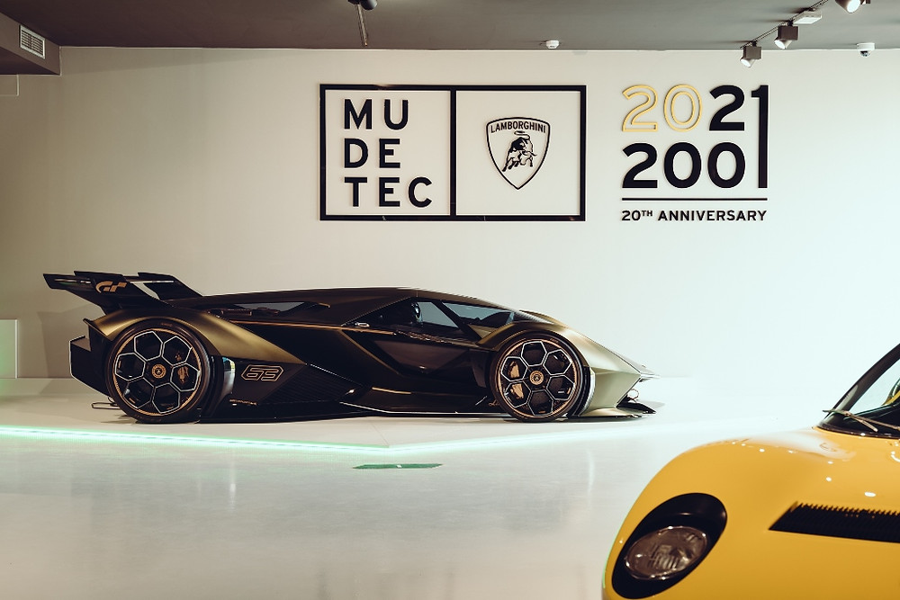 Museu da Lamborghini reabre com nova exposição em torno da inovação e tradição