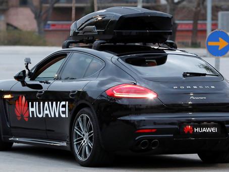 Expressas: Huawei investirá US$ 1 Bilhão em tecnologia automotiva