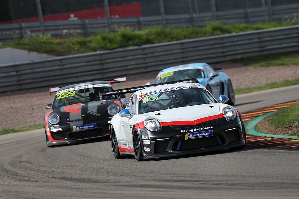 Astro de Hollywood Michael Fassbender disputa de Porsche a European Le Mans Series