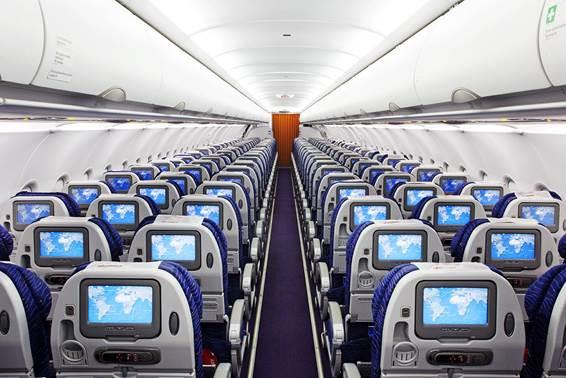 Avianca Brasil iniciou voo direto entre Salvador e Bogotá, na Colômbia