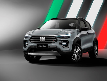 Fiat vai divulgar seu novo SUV na final do BBB21 e internautas podem ajudar a escolher o nome