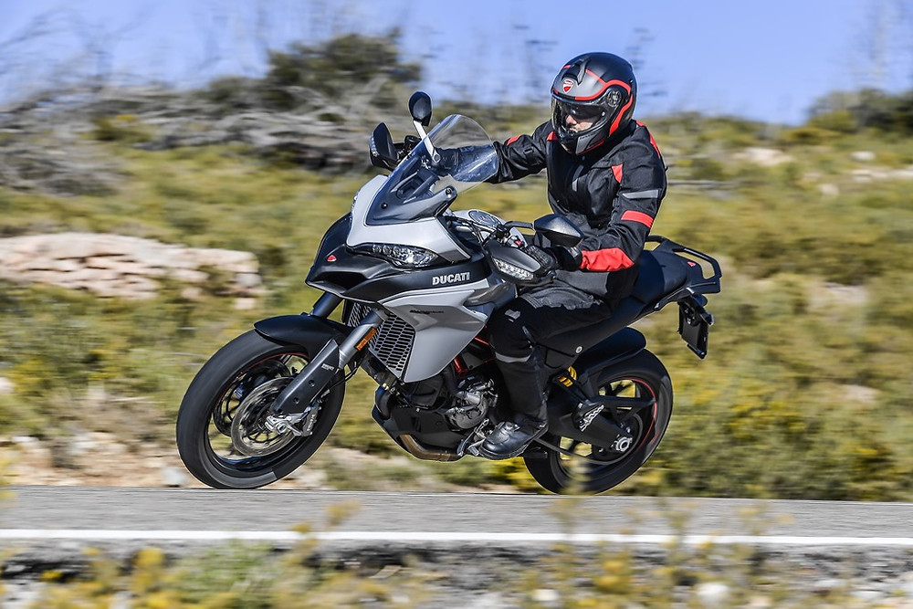 Ducati apresenta a nova Multistrada 950S