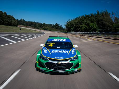 Stock Car renova patrocínio com a BR por mais três anos