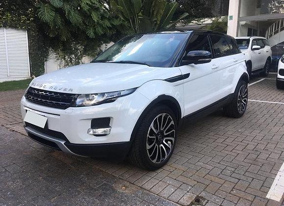 Range Rover Evoque - Blindado