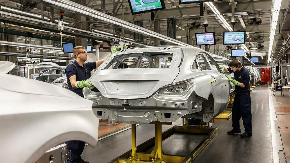 Mercedes-Benz investe 580 milhões de euros na fábrica de Kecskemét na Hungria