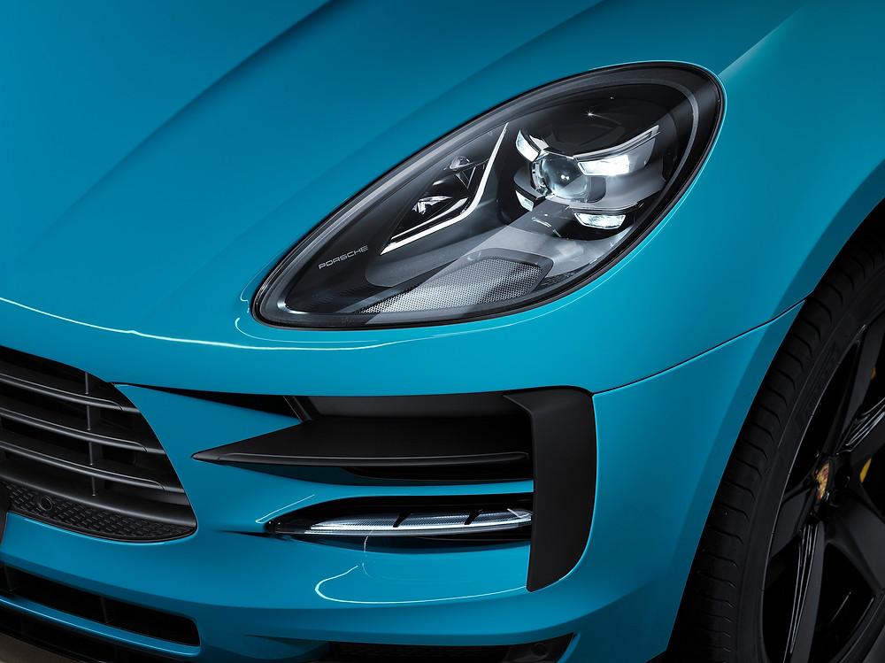 A Porsche apresentou em Xangai o novo Macan, por enquanto, exclusividade para o mercado chinês