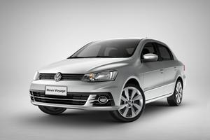 Volkswagen Voyage exportado para a Argentina