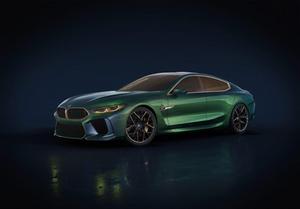 Ainda sem preço, BMW confirmou o M8 Gran Coupé Competition First Edition no Brasil