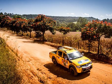 Mitsubishi Motorsport Nordeste abre temporada 2016 na cidade de Gravatá (PE)