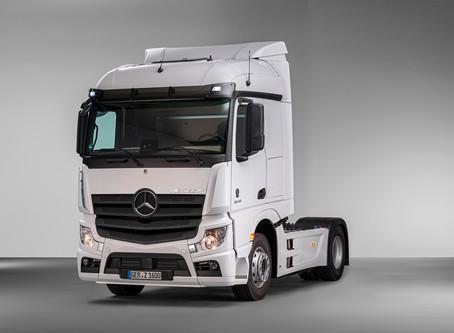 Caminhões: Cabina do novo Actros desenvolvida no Brasil será produzida e vendida pela Mercedes-Benz