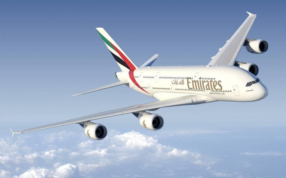 Aviação: Emirates usará A380 em voos para São Paulo em janeiro de 2021