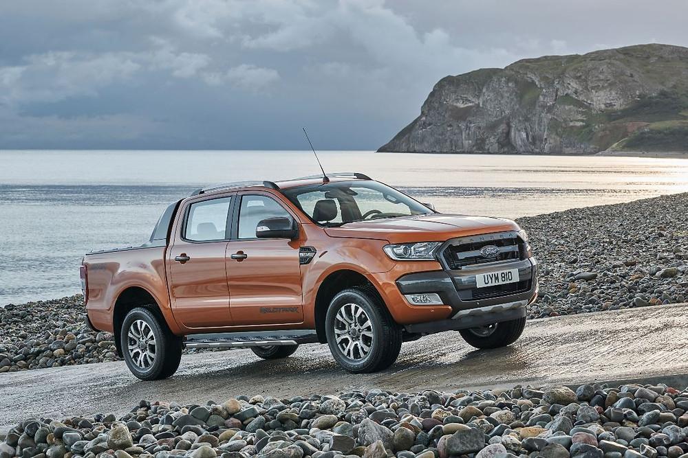 Nova Ranger é eleito melhor veículo 4x4  por revista alemã