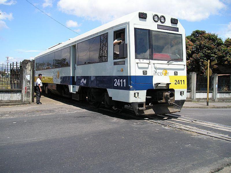 Para carga e Passageiros, Costa Rica quer reativar a Ferrovia do Pacífico