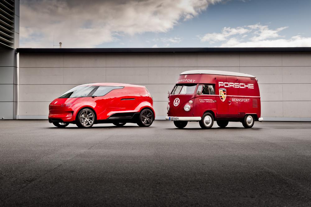 Porsche revela carros conceito não lançados pela marca
